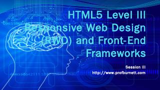 ITI 133 HTML5 Desktop and Mobile Level I - Pr...