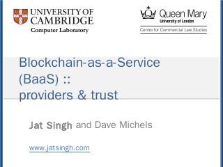 Jat Singh - ieee security & privacy on the bl...