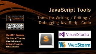 JavaScript Tools - SoftUni