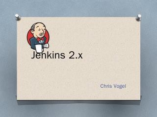 Jenkins 2.0