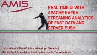 Kafka streams - RainFocus