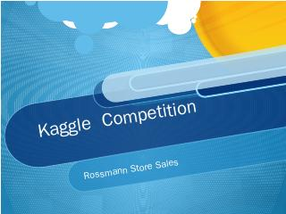 Kaggle Competition - Amazon S3