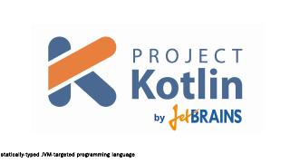 Kotlin language - Meetup