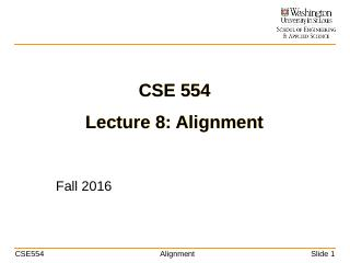 lect08 alignment