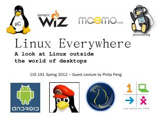 lecture12 linux everywhere