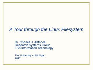 Linux Platform Security: Practical Tools & Me...
