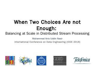 Load Balancing in Stream Processing Systems -...