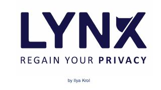 lynx regain your privacy slides