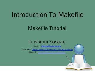 Makefile. - DevOpsSchool.com