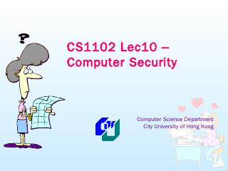 Making Sense of It - CityU CS - City Universi...
