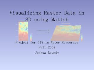 Mapping in MatLab