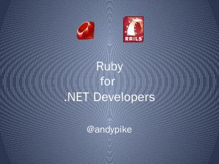 Matz Ruby Interpreter - DevEvening