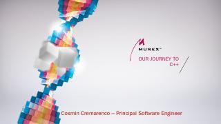 Murex PPT template - BeCPP