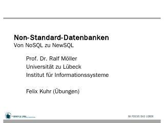Non-Standard-Datenban...