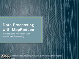 Object-Relational Mapping - Arizona State Uni...