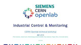 OpenlabEvent.pptx - CERN Indico