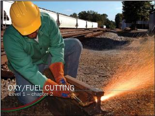 Oxy/Fuel Cutting - Pcmac