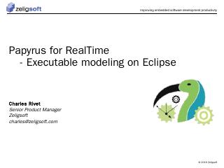 Papyrus-RT - Executable modeling on Eclipse_4...
