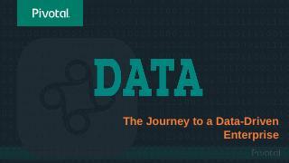 Pivotal 大数据套件