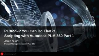PLM 360 - Autodesk