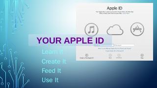 Powerpoint AppleID