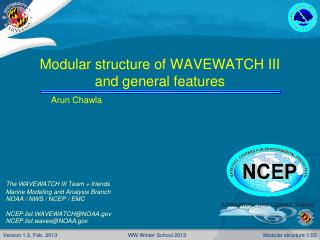 PowerPoint - Marine Modeling and Analysis Bra...