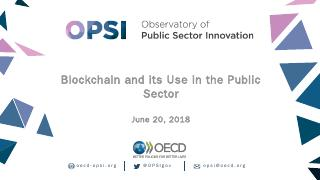 PPTX - Observatory of Public Sector Innovation