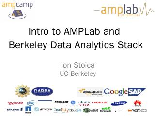 pptx - UC Berkeley AMP Camp