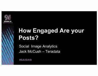 predicting social engagement of social images...