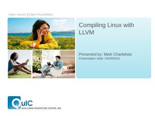 Compiling Linux with LLVM