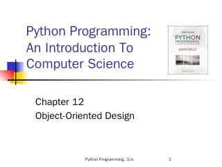 Python Programming: An Introduction To Comput...