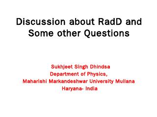 (r0) for odd-A and odd-odd Nuclei - IAEA-NDS
