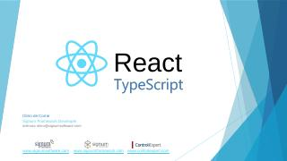 React + Typescript is even better - Bonn-to-C...