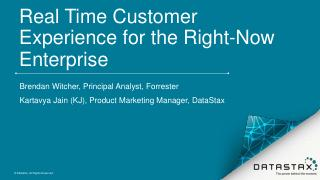 Webinar - Real-Time Customer Experience for t...