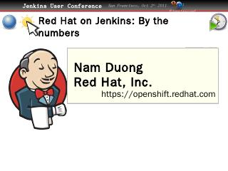 RedHat_Nam_Duong_1-1.2.pptx - CloudBees