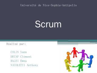 Scrum - miageprojet2