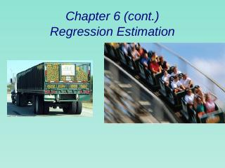 Simple Linear Regression and Correlation - NC...