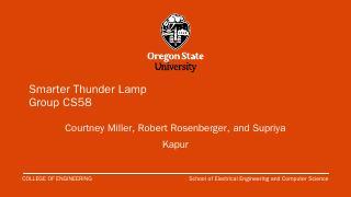 Smarter Thunder Lamp Group CS58