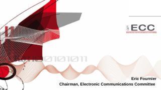 Spectrum for 5G - CEPT