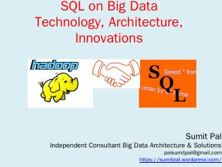 SQL on Big Data - cloudfront.net
