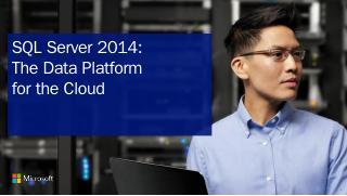 SQL Server 14 - rhipe
