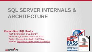 SQL Server Internals & Architecture - SentryOne