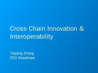 Taiyang Zhang Presentation - Ethereum Classic...