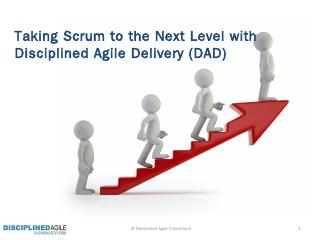 Taking Scrum to the next level - Disciplined ...