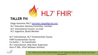 Taller FHIR for Beginners - CENS