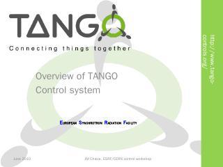 TANGO Controls