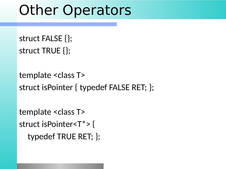 计算机语言发展过程_C++模板元编程