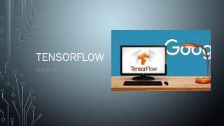 Tensor Flow - Wiki