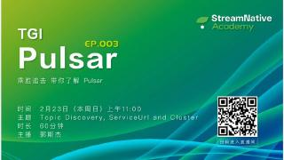 EP-003: Topic Discovery, ServiceURL, Cluster