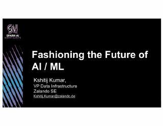 AI挑起时尚零售行业革命